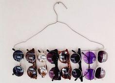 no rain, no flowers ❁ // Sunglasses Storage, Sunglasses Outlet, Ray Ban Sunglasses, Sunglasses Organizer, Sunglasses Holder, Sunglasses Shop, Vintage Sunglasses, Sunglasses Online, Creative Closets