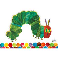 1000 images about murals on pinterest very hungry for Eric carle mural