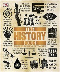 Right now The History Book by DK Publishing is $1.99