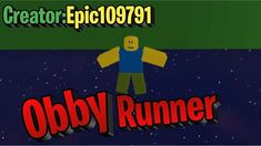 Just Made A Thumbnail! His Roblox Is Epic109791 The Creator, Movie Posters, How To Make, Instagram, Film Poster, Film Posters