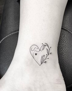 Cute Ankle Tattoo Ankle Tattoos Tattoos Small Dog - Cute Ankle Tattoo Visit Tattoodo Most Creative Small Tattoos That Will Blow Your Mind Best Friend Tattoos Sister Tattoos Baby Tattoos Small Tattoos Dog Memorial Tattoos Puppy Tat Mini Tattoos, Small Dog Tattoos, Cute Tattoos, Beautiful Tattoos, Body Art Tattoos, Tattoos For Guys, Tattoos For Women, Ankle Tattoos, Small Black Tattoos