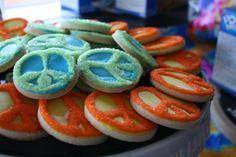 peace cookies
