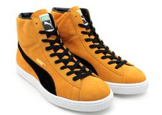 Puma Suede Mid Made in Japan 2012   these r sic make my tims jealous!!!