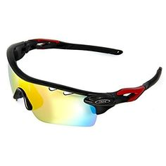 Polarized Glasses Sports Sunglasses Men Women Cycling 5 Interchangeable Lenses | Clothing, Shoes & Accessories, Men's Accessories, Sunglasses & Fashion Eyewear | eBay!