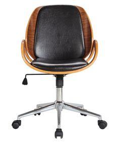 Boraam Rika Desk Chair - Desk Chairs at Hayneedle