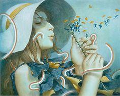 Ilustraciones de Tran Nguyen | De todo como en botica – 4 tintas