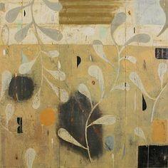 Nicholas Wilton artist | Nicholas Wilton, Lifetime, mixed media on Panel, 60 x 60 inches