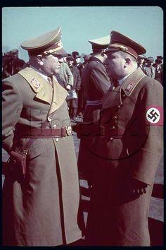 Adolf Wagner and Martin Bormann.