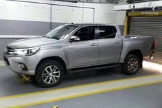 New 2016 Toyota Hilux two weeks away in Thailand. Due in Australia approx. October 2015.