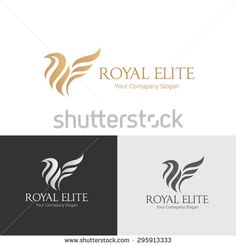 Wings Logo Stock Photos, Images, & Pictures | Shutterstock