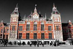 central station amsterdam - Google zoeken