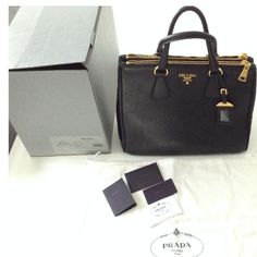 prada saffiano zip wallet - Icon Handbags on Pinterest | Louis Vuitton Luggage, Louis Vuitton ...