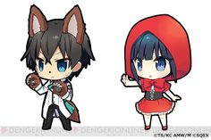 "Crunchyroll - ""The Irregular at Magic High School Lost Zero"" Smartphone Game Presents Red Riding Hood Costumes"