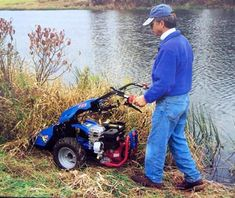 31 Best Walking Tractor images in 2016   Walk behind tractor, Small