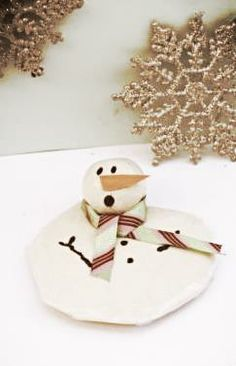 Super cute Melting Snowman Gift Kit for kids you can make and give