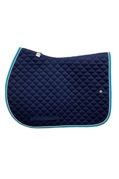 A staple requirement for everyday and competition use. Checkout the range of ready to wear saddle pads and fly hoods available to buy now. We also offer a custom range of saddle pads and fly hoods - please shop the custom equestrian range to view these.