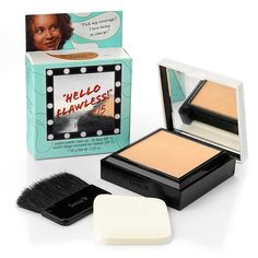 Benefit Hello Flawless Powder | Boots | £25.50