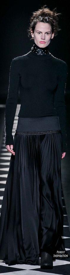 Haider Ackermann FW2015 Women's Fashion RTW   Purely Inspiration
