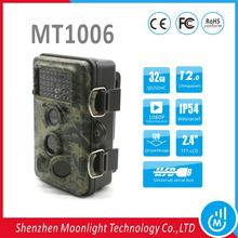 [Outdoor Sports] Wholesale hot sale hunting trail camera with 5 Megapixels CMOS sensor