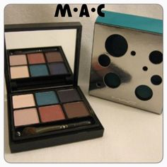 MAC Limited Edition Cool Eyeshadow Palette M•A•C 6 color eyeshadow palette. Shades include: Cool Incarnation • Shh, Don't Tell • Blue Enchantment • Rose Potion • Deep Secret • Violet Bow. Full Size .19 oz. Limited Edition, Discontinued. Shadows are in a beautiful heavy compact case (reminds me of the Burberry cases!). BNIB. Never used or swatched. 100% Authentic. No Trades, No PP. MAC Cosmetics Makeup Eyeshadow