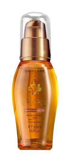 Oriflame eleo Smoothening Oil