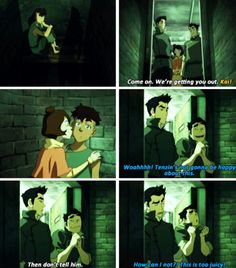 Legend of Korra:  bolin