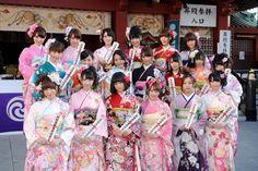 成人の日 #AKB48