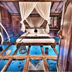 Bon Exotic Bedroom