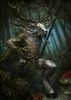 The Lord of the Wild Hunt
