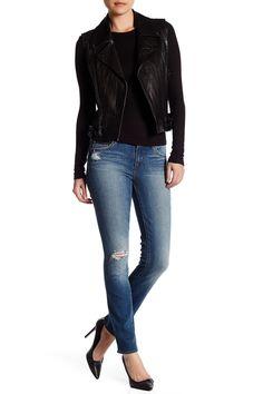 Shannon Straight Leg Jean