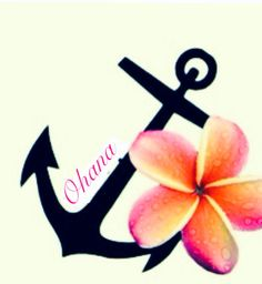 This Ohana tattoo is so cute ;) want it