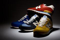 New Balance 574 'Vintage' Pack Spring/Summer 2013  http://www.facebook.com/DressShoesandSneaker  http://dressshoesandsneakers.tumblr.com/