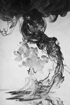 El humo y sus desconcertantes formas.