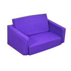 Kids Purple Sleeper Sofa