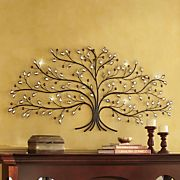 Jeweled Tree of Life Art
