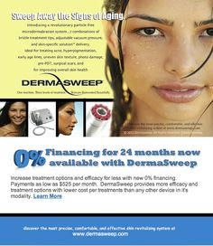 Year End Promo...$3000 savings plus an additional 48 Epi-Infusions which is enough product to do almost 200 treatments.      Ask us about 0% financing for 24 months too!