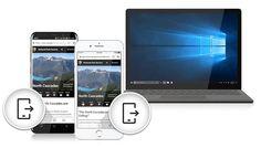 Microsoft Borde Navegador para el iPhone Lanza en la App Store