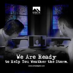 Uinta Digital stands ready to help you weather the storm.  Our team members have been experts in remote collaboration and creative problem solving since day one! We can help keep your business running through this crisis; send us a message to talk more.  #Covid-19 #Corona #WorkRemotely #Together #Stronger #UintaDigital #CreativeAgency #WebDevelopment #WebDesign #UI #UX #Covid_19 #coronavirus #coronavirussafety #quarantine #staysafe