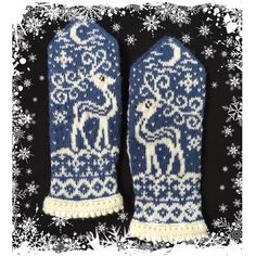 Ravelry: Midvinter (Mid Winter) by JennyPenny