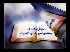 AZ ÜDVÖSSÉG IMÁJA Salvation Prayer, Gates, Prayers, Lord, Candy, Youtube, Gate, Beans, Youtubers