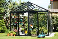 Willab Garden växthus Maxi 4.