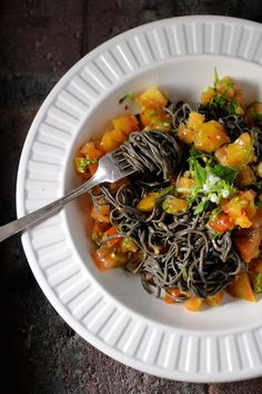 A Pasta Made Exclusively from Black Beans? Check it out! #glutenfree #lowcarb #vegan