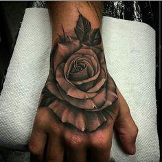 Loving hand tattoos lately