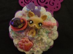 Kawaii Cute Decoden LPS Compact Mirror by Fangirl505 on Etsy