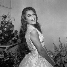 Young Dalida