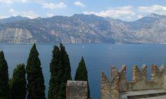 Malcesine, Lago di Garda, Italia Mountains, Nature, Travel, Italia, Naturaleza, Viajes, Destinations, Traveling, Trips