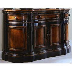 Hooker Furniture Preston Ridge Cabinet   Wayfair