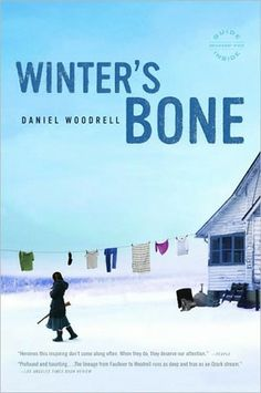 Winter's Bone by Daniel Woodrell is one of those books that puts life into perspective. Reading it makes you realize that no matter how difficult you think your life is, someone else has it rougher. Suck it up, and just keep moving. You'll get through it.