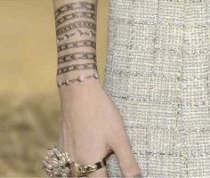 #Tattoo Bracelet