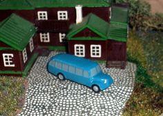 Pilot 1:200 Überlandbus Modell aus Dänemark (Abguss) in bestem Zustand für 20,- €